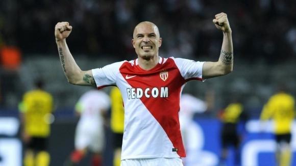 Защитник на Монако изгоря за пет мача
