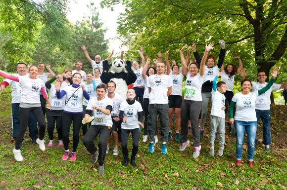 Отборът на Пандата е готов за старта на Софийския маратон