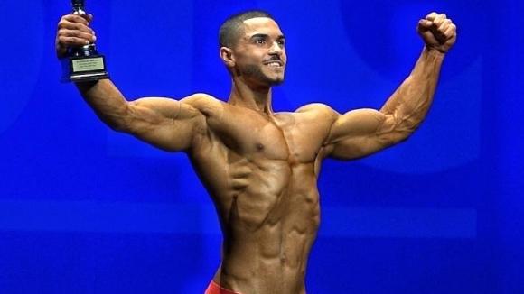 Един от големите таланти в БГ културизма: Искам да бъда на върха на фитнес индустрията