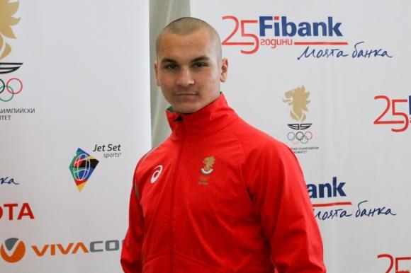 Тихомир Тодоров отпадна в сериите на 200 метра бътерфлай на младежката олимпиада