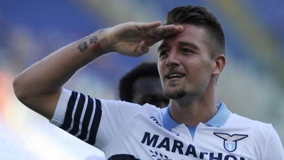 Милинкович-Савич приветства присъствието на Моуриньо на мача на Сърбия