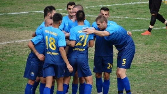 Марица продължава с победите в Трета лига