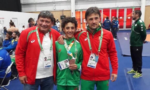Нови 5 български медала с двама шампиони на младежката олимпиада в Буенос Айрес