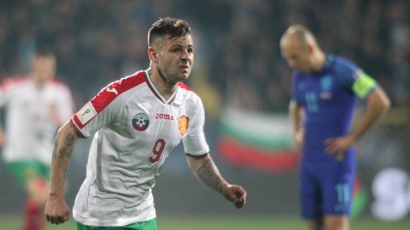 ФИФА извади от футбола за четири месеца Спас Делев заради Берое