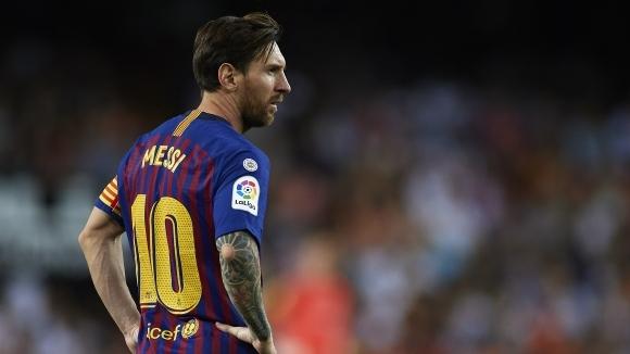Меси може да си тръгне от Барселона за без пари