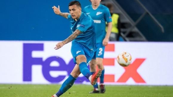 Милан не се отказва от халф на Зенит