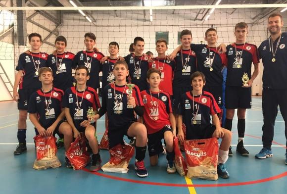 Стойчев-Казийски грабна купата на традиционния волейболен турнир Dryanovo Cup