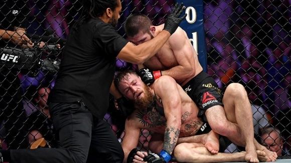 Бивш UFC шампион предложи да помогне в лагера на Конър за реванша му с Хабиб