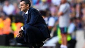 Валверде не е притеснен след равенството с Валенсия
