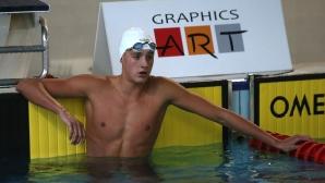 Без олимпийски финал за Йордан Янчев на 200 метра свободен стил