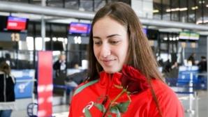 Диана Петкова 13-а на 100 м свободен стил на Младежката олимпиада