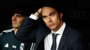 Лопетеги вече настройва всички в Мадрид срещу себе си