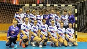Етър и Свиленград стартираха с победи новия сезон в женското хандбално първенство