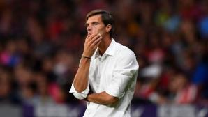 Първи уволнен треньор в Ла Лига