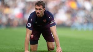 Ливърпул и Ман Юнайтед може да влязат в битка за играч на Арсенал