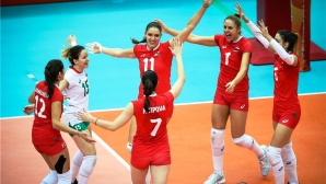 България завърши с разгром над Азербайджан на Мондиал 2018 (видео + галерия)