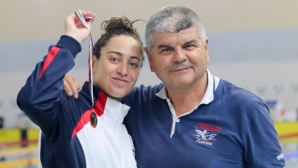 Диана Петкова се класира за полуфиналите на 50 метра свободен стил на младежките олимпийски игри