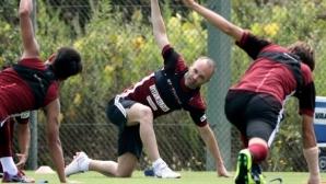 Наказаха японски футболист заради Иниеста