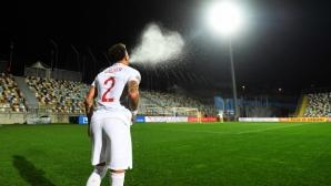 Хърватия и Англия не се победиха пред празните трибуни в Риека (видео)