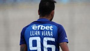 Славиша: Новият бразилец трябва да сваля килограми, но съм доволен