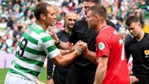 Джеймс Милнър: Стилиян Петров е велик човек, беше и великолепен футболист