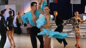 Близо 100 двойки участваха в турнир по спортни танци в Сливен