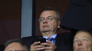 Шефът на германския футбол не казва нищо за раздяла с Йоги