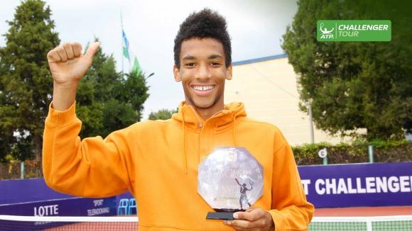 Този 18-годишен суперталант записа 9 победи за 9 дни и докосва Топ 100