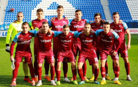 Септември призова за подкрепа срещу Динамо (Киев)