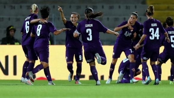 Българка спечели Суперкупата на Италия с Фиорентина