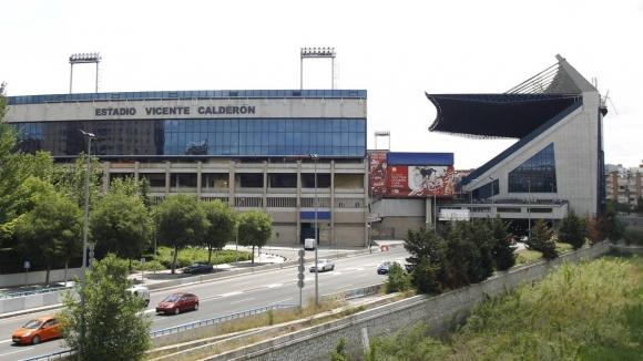 """Стартират разрушаването на """"Висенте Калдерон"""" в края на годината"""