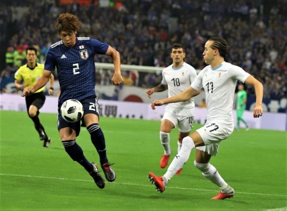 Япония победи Уругвай в контрола със седем гола