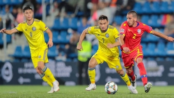 Мъри Стоилов и Казахстан с първа победа в Лигата на нациите