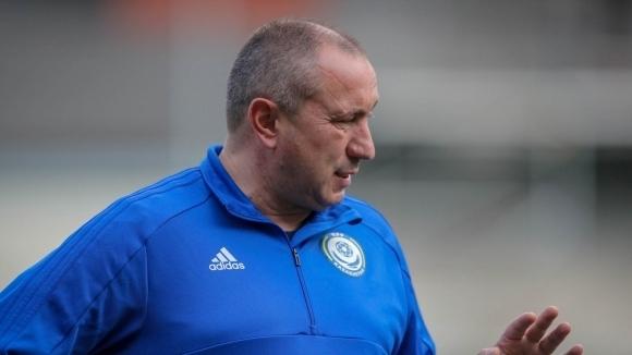 Мъри Стоилов: На този етап в България бих работил само в Левски