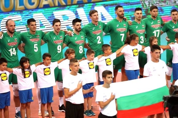 Вижте съперниците на България по пътя към Олимпиадата в Токио 2020