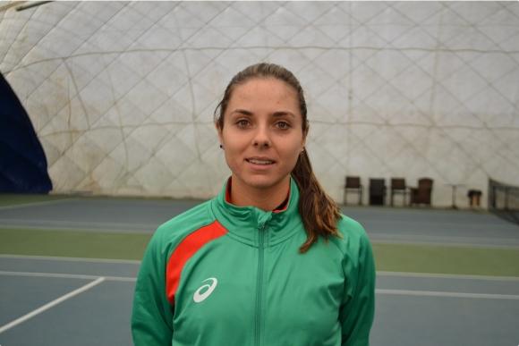 Виктория Томова е на 1/4-финал в Съчжоу
