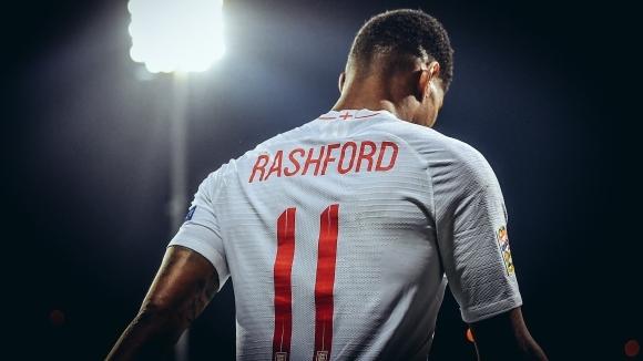 Ювентус спасява Рашфорд от пейката в Ман Юнайтед