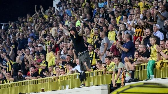 Ботев (Пд) обяви кога стартира продажбата на билети за мача с Черно море