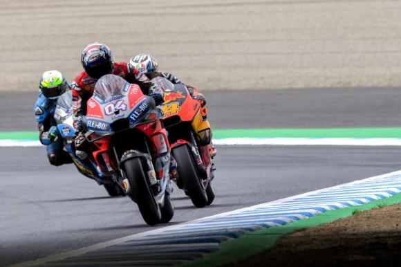 Довициозо зададе темпото преди квалификацията на MotoGP в Япония