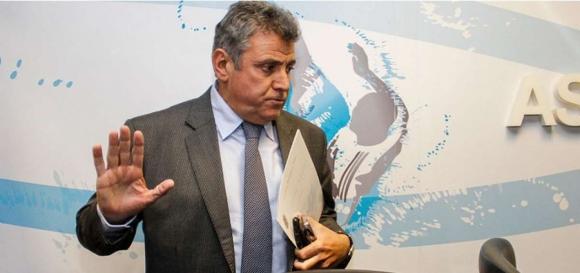 КОНМЕБОЛ отстрани бившия президент на Уругвайската футболна федерация