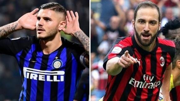 Кой ще ликува в дербито на Милано?