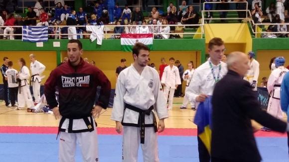 """Двама шампиони """"Фолкън"""" на силния турнир в Словения"""
