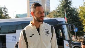 Симеон Славчев: Готови сме, напрежението идва