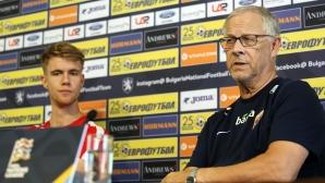 Страх ли ги е? Старши треньорът на Норвегия с грозна атаката по България