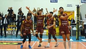 Тодор Скримов се завърна по блестящ начин в Италия (видео + снимки)