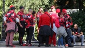 ЦСКА-София пусна в продажба билетите за мачовете с Етър и Лудогорец