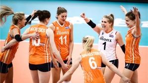 Холандия детронира САЩ и се класира за полуфиналите на Мондиал 2018