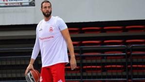 Шампион на България отново подписа в Испания