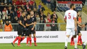 Хърватия се завърна на победния път