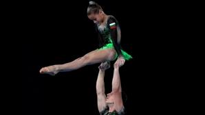 Второ злато за българските акробати на младежката олимпиада